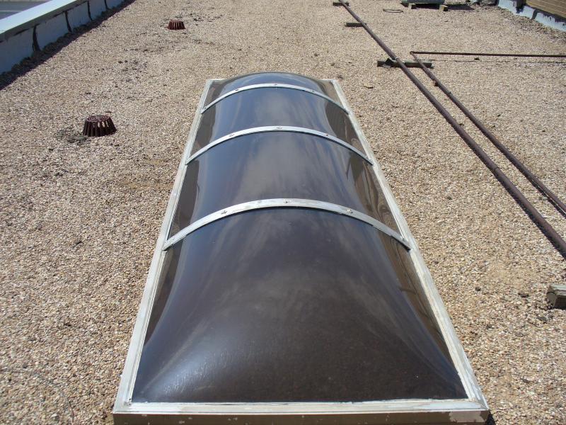 Pillow End Continuous Vault